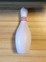 Bowling nyugi-bábu 4,8x14 cm -es képe