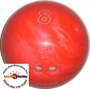 Bowling golyó 8 LBS BOWLINGFACTORY-WINNER képe