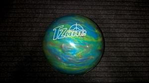 Bowling golyó 9 LBS T-ZONE RAINBOW TWIST képe