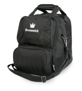 Bowling táska Crown Single Tote Black képe