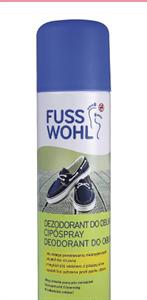 Bowling cipő illatosító deo spray 200 ml képe