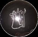 Bowlinggolyó gravírozás képe